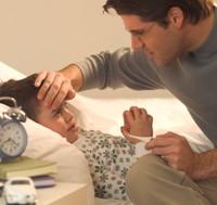 Что делать, если у малыша температура?